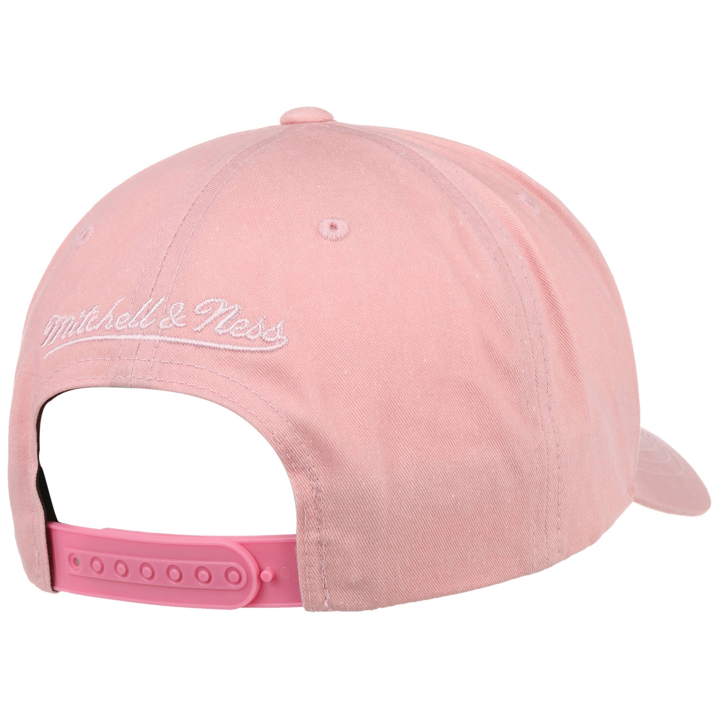 110 Heather Spurs Cap by Mitchell   Ness - pink 1 ... 08f23978a377