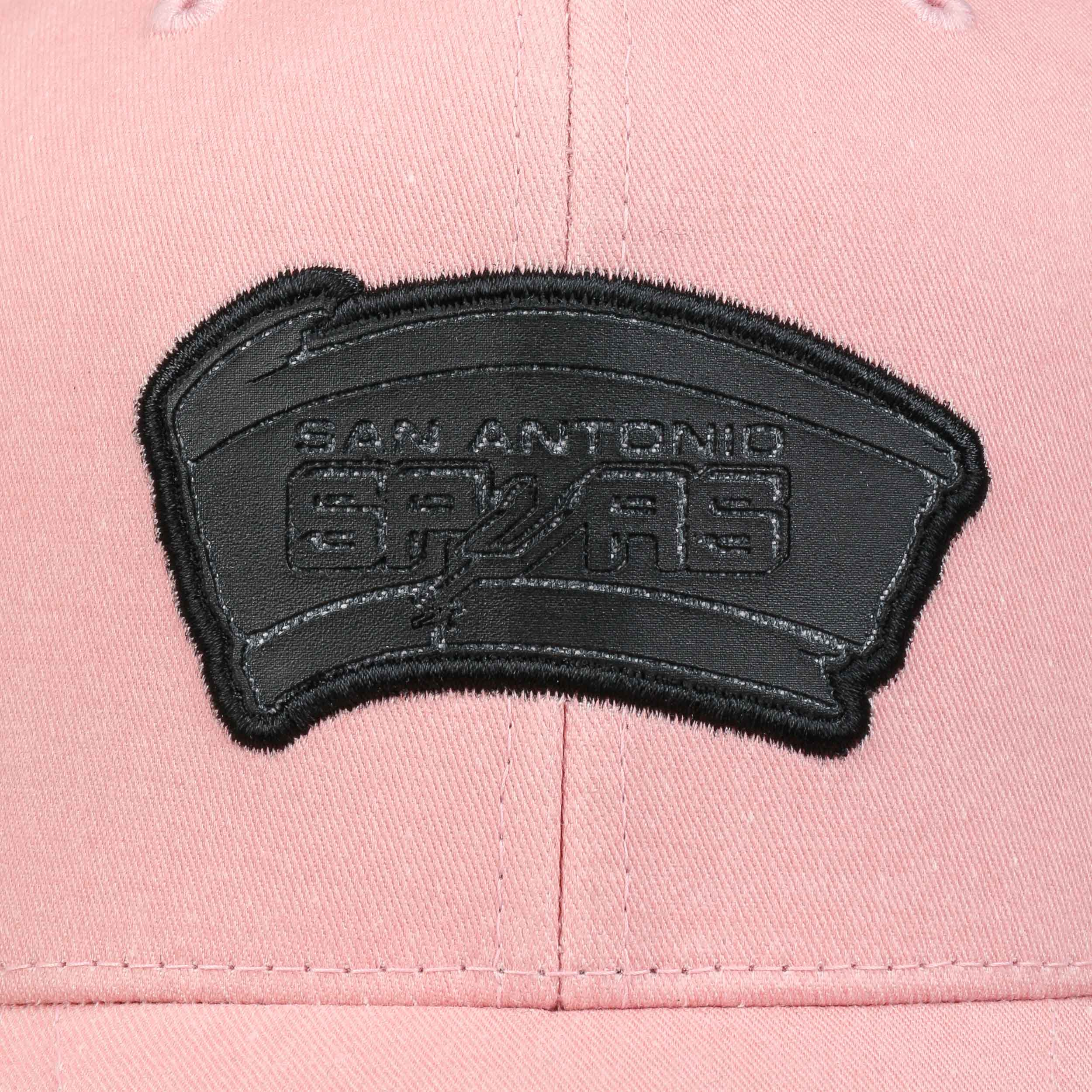 ... 110 Heather Spurs Cap by Mitchell   Ness - pink 2 ... 2bd841713ad3