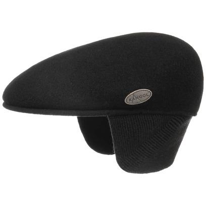 Kangol Earflap das Original Schirmmütze mit Ohrenklappen Schiebermütze 504 - Bild 1