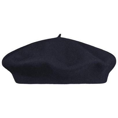 Baskenmütze Barett Wollbaske Baske - Bild 1