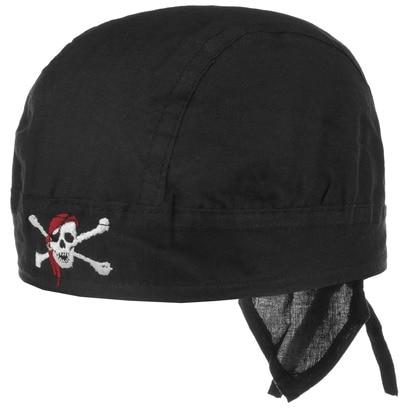Chillouts Red Pirate Bandana Tuch - Bild 1