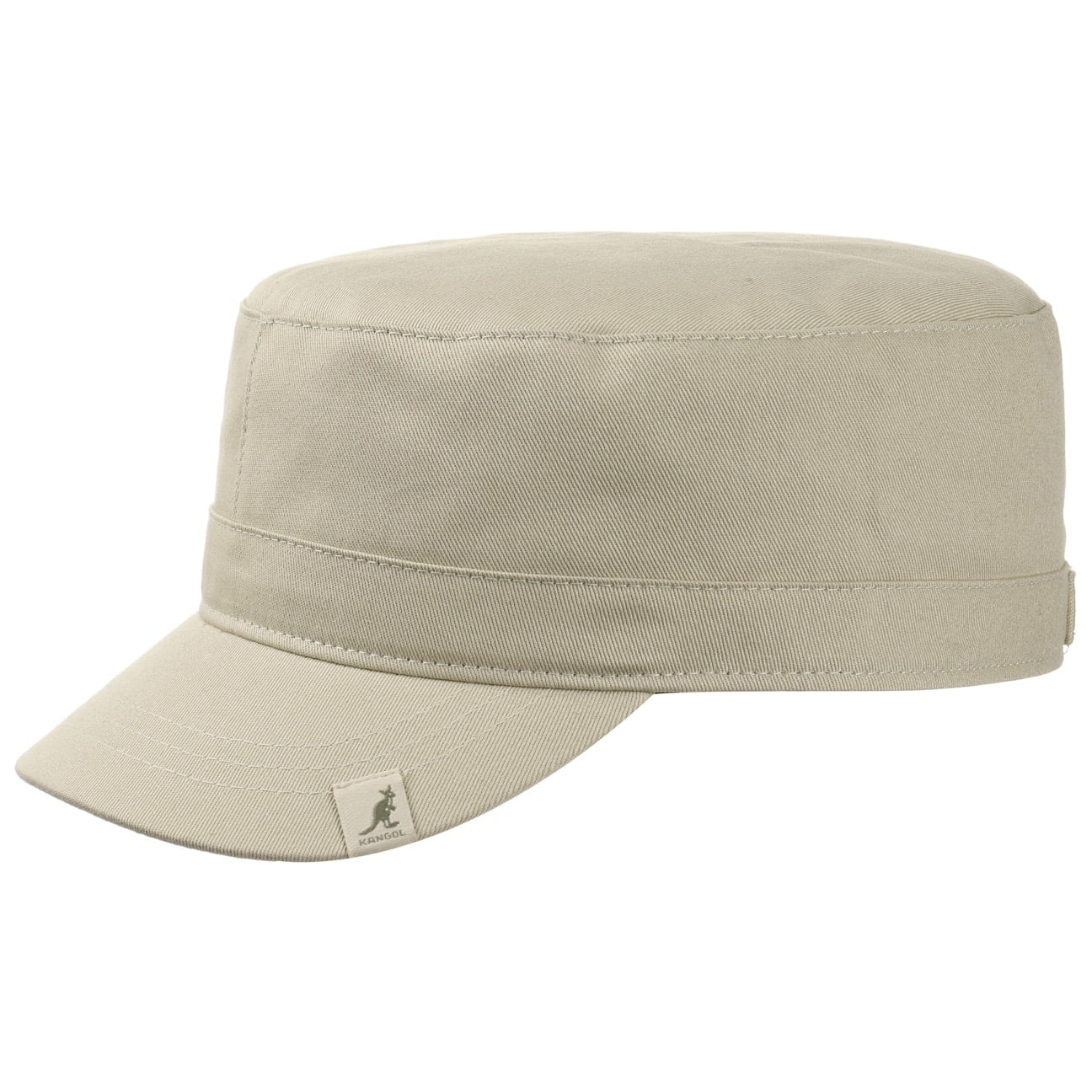 Cotton Army Cap by Kangol  Military