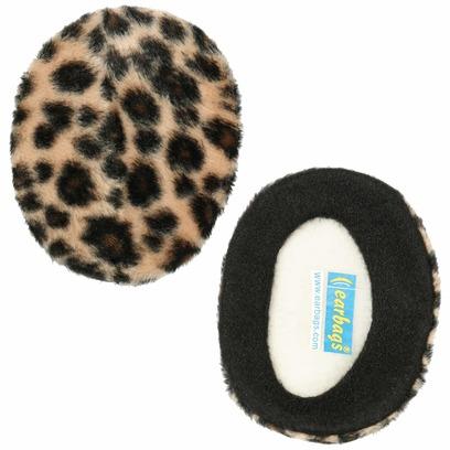 Earbags Leopard Damen Earbags Ohrenwärmer - Bild 1