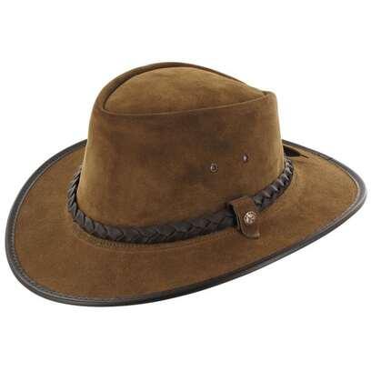 BC Hats Bac Pac Westernhut Wildleder - Bild 1