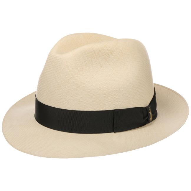 chapeau borsalino prestige panama bogart chapeaux. Black Bedroom Furniture Sets. Home Design Ideas