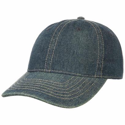Dynamic Denim Basecap Cap Baseballcap Kappe Jeanscap Denimcap
