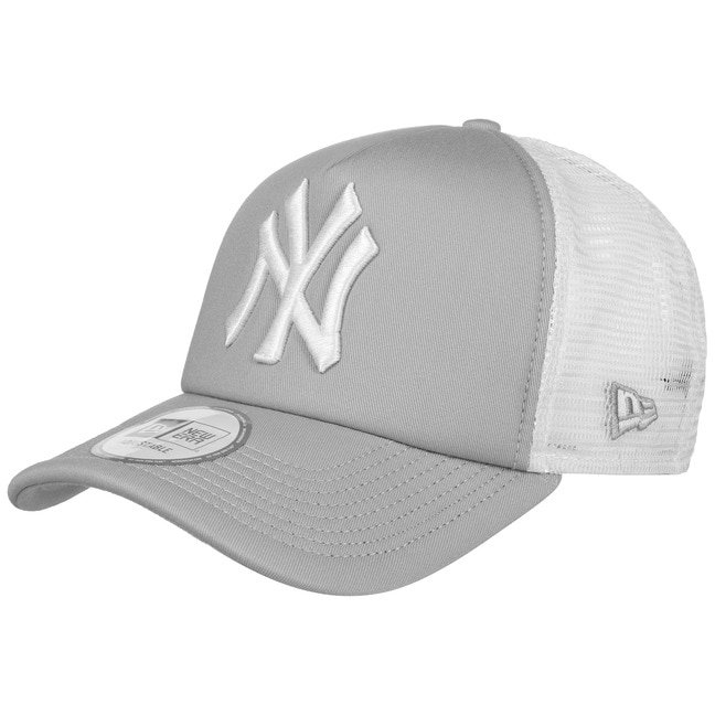 New Era Clean Trucker Mesh Cap Basecap Meshcap ...