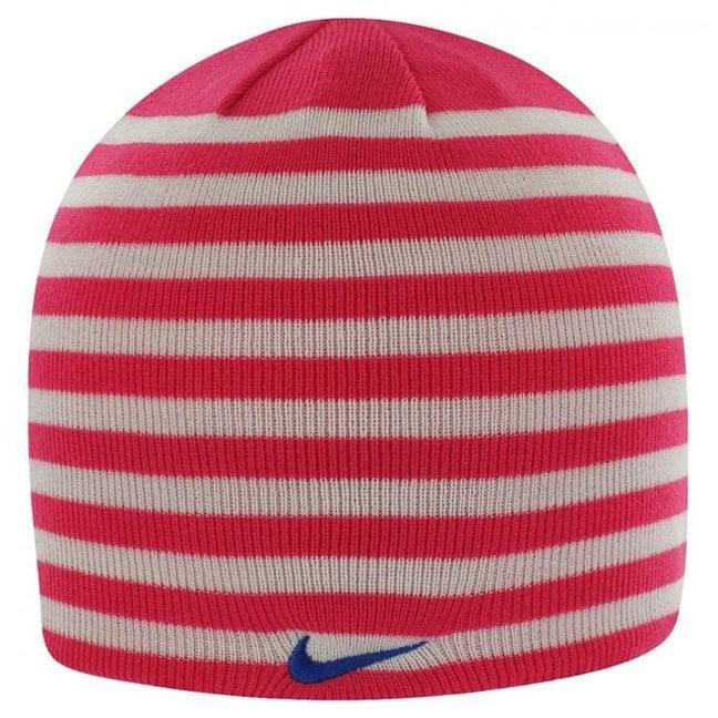 Reversible Beanie Kinder Strickmütze Nike