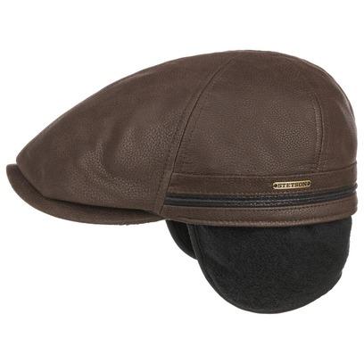 Stetson Redding Earflap Flatcap - Bild 1