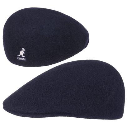 Kangol Seamless Wool Schirmmütze - Bild 1