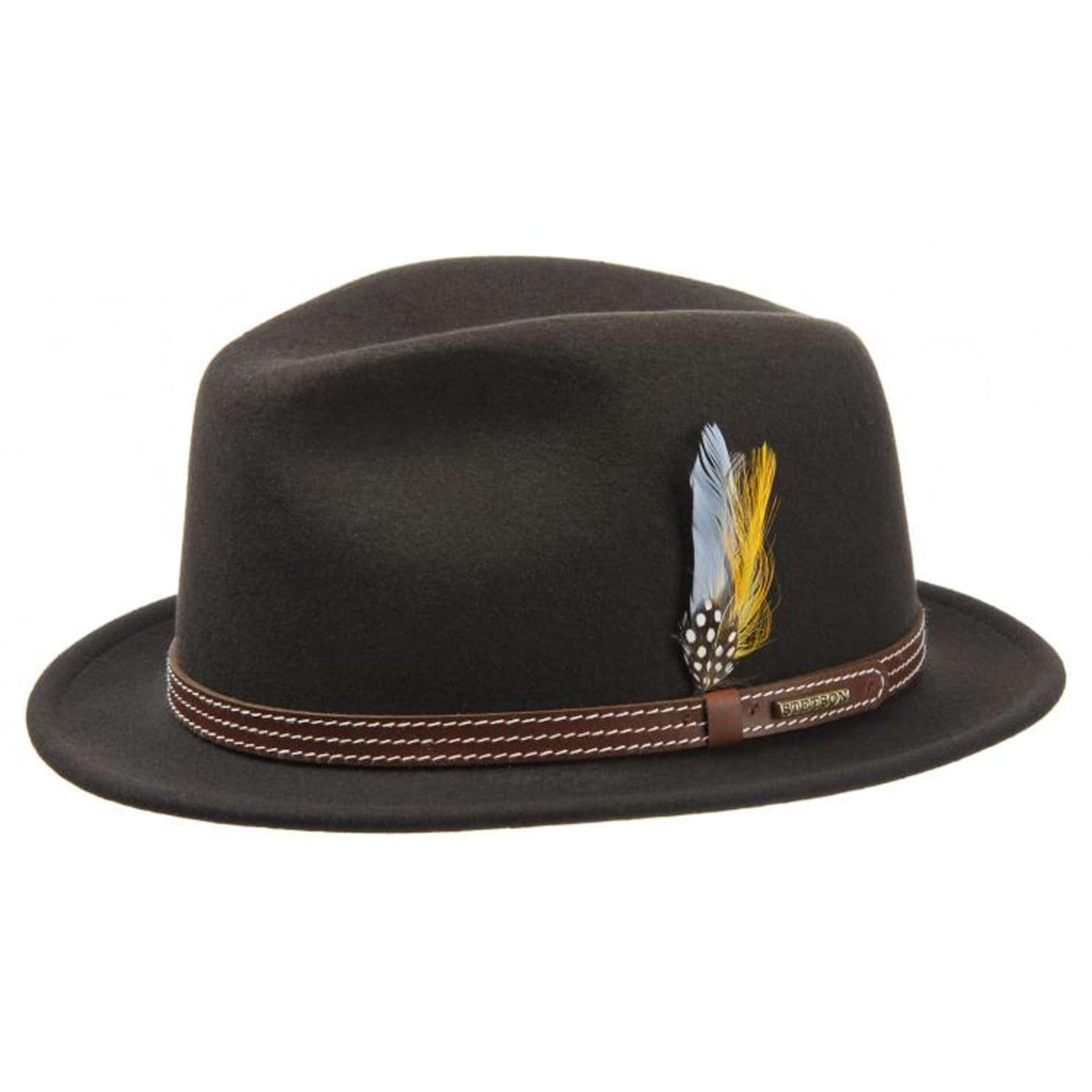 how to fix a felt hat