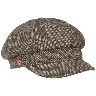 Mayser Tweedy Balloncap Ballonmütze Damencap Wintercap Wollcap Wollmütze Mütze Damenmütze - Bild 1