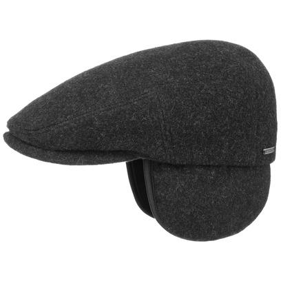 Stetson Kent Wool Ohrenklappen Schiebermütze - Bild 1