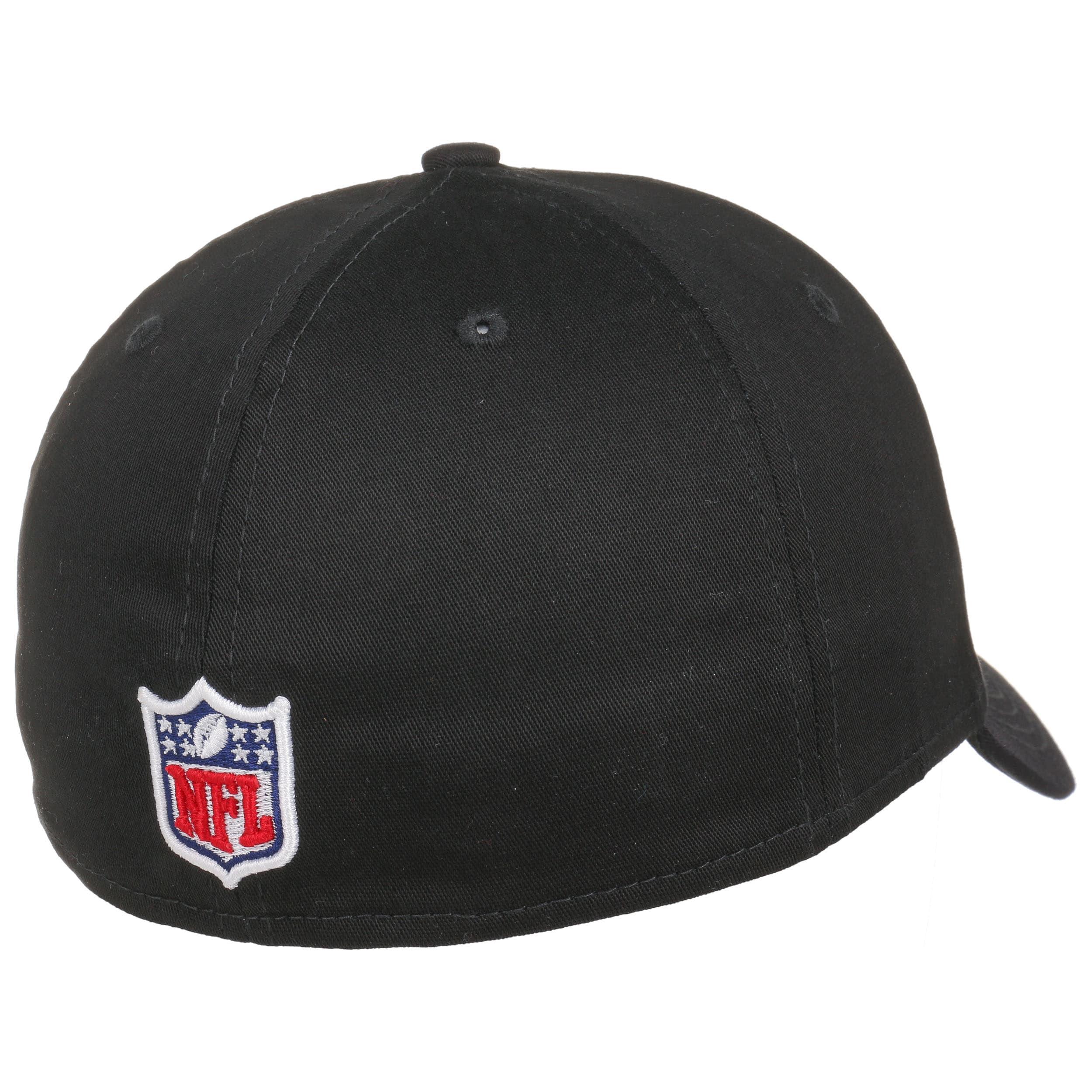 ... 39Thirty Black Base Seahawks Cap by New Era - black 3 ... 1efe21e2f
