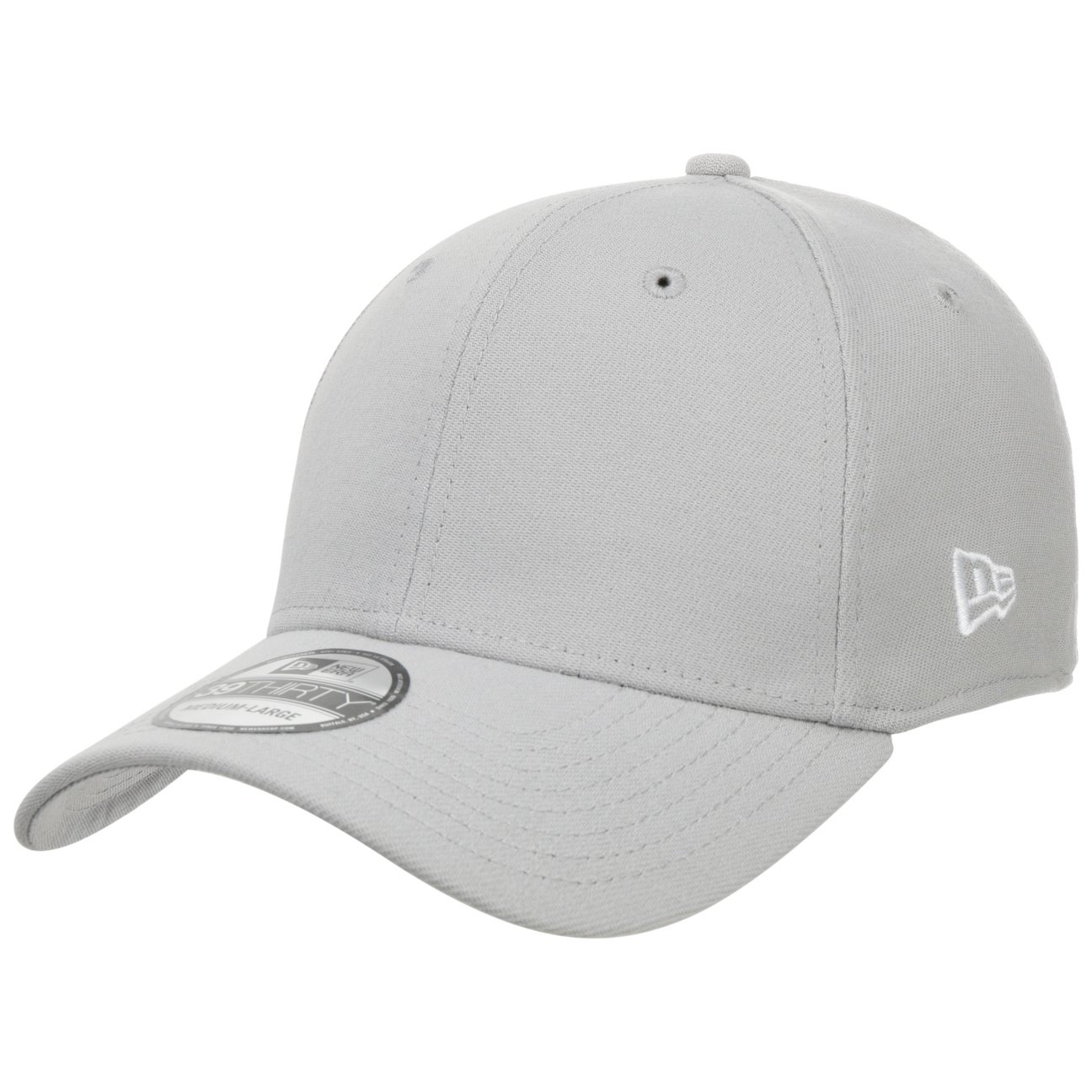 cdfc9137331 ... 39Thirty Blank Baseball Cap by New Era - grey 5 ...