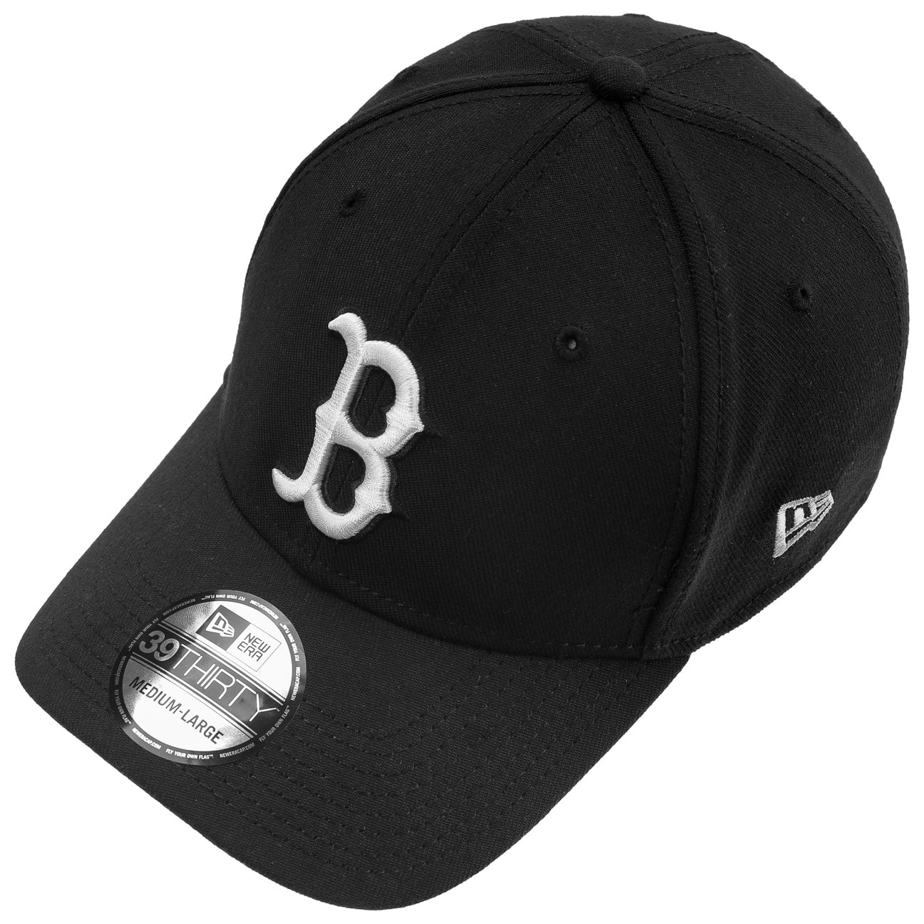 c7fbe145 39Thirty Boston Red Sox Basecap by New Era - black 2 ...