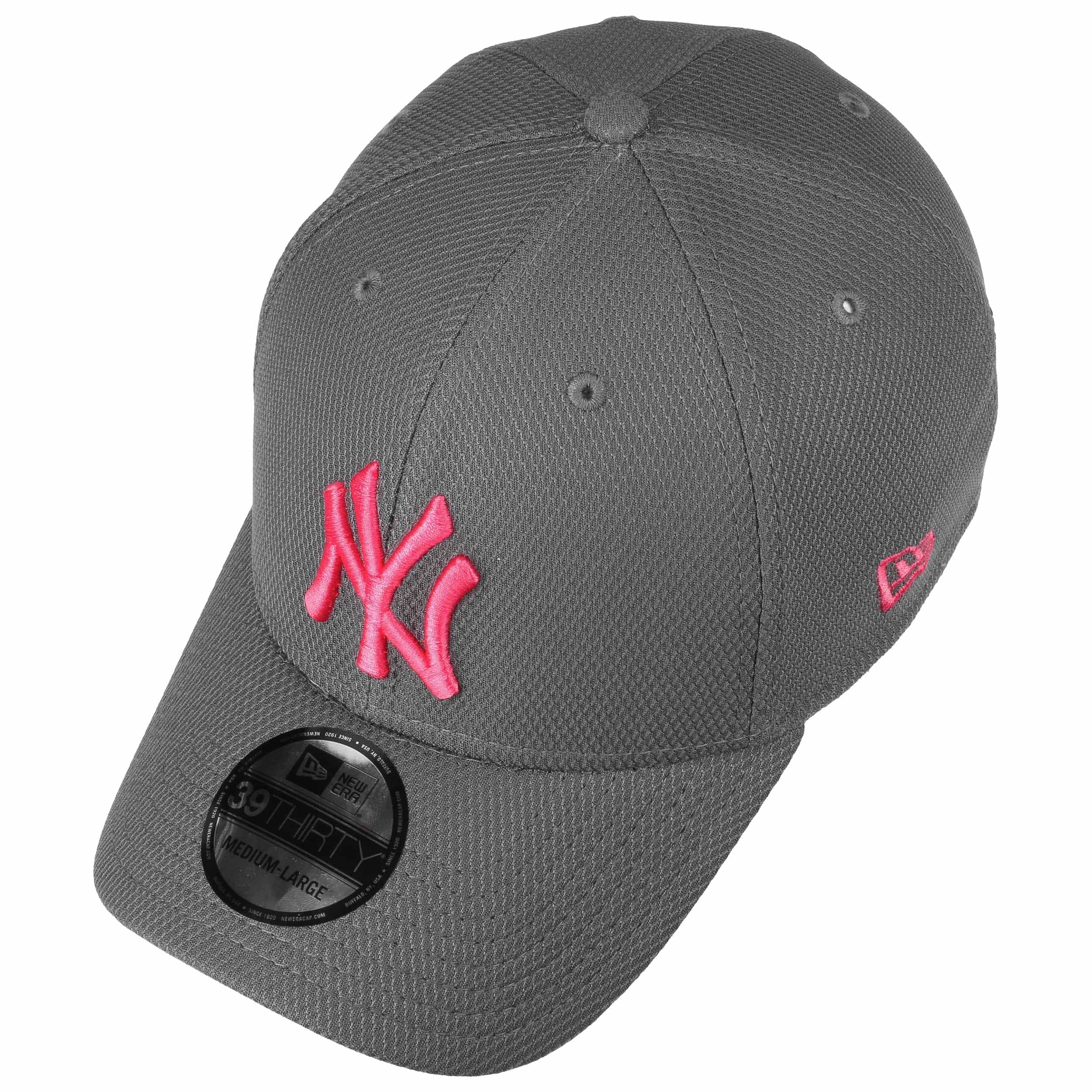 39Thirty Diamond Pop Yankees Cap by New Era - anthracite 1 ... 5e44abb6880
