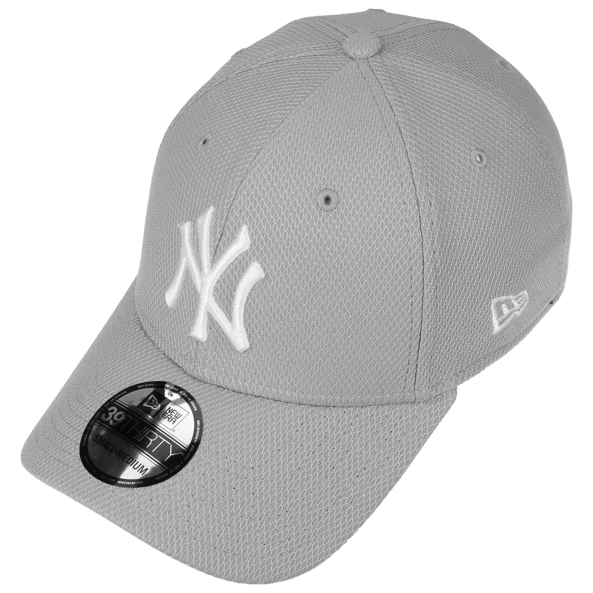 39Thirty Diamond Yankees Cap by New Era - grey 1 ... 776dd28ccd4