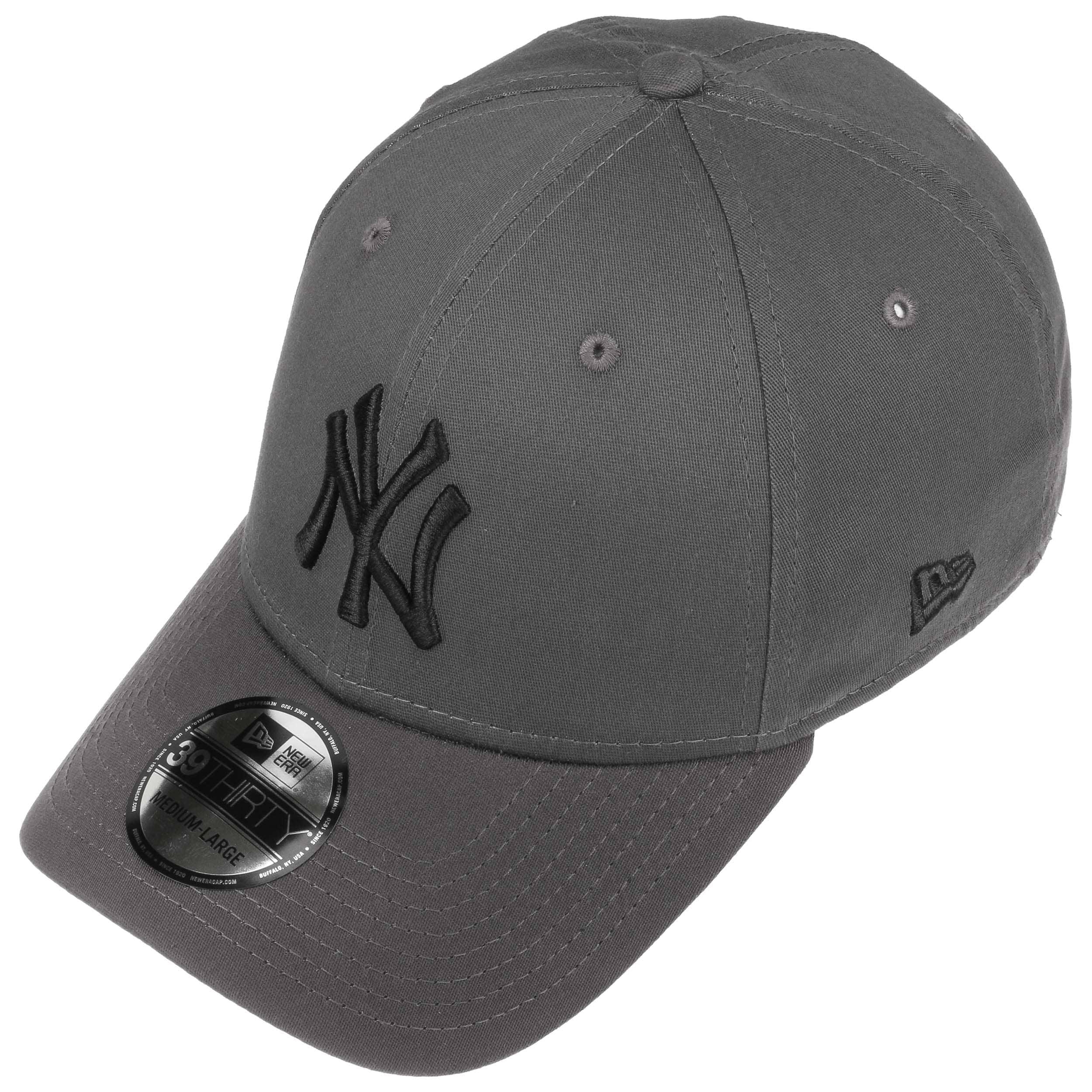 50ccc25c3c4 39Thirty Essential Yankees Cap by New Era - grey 1 ...
