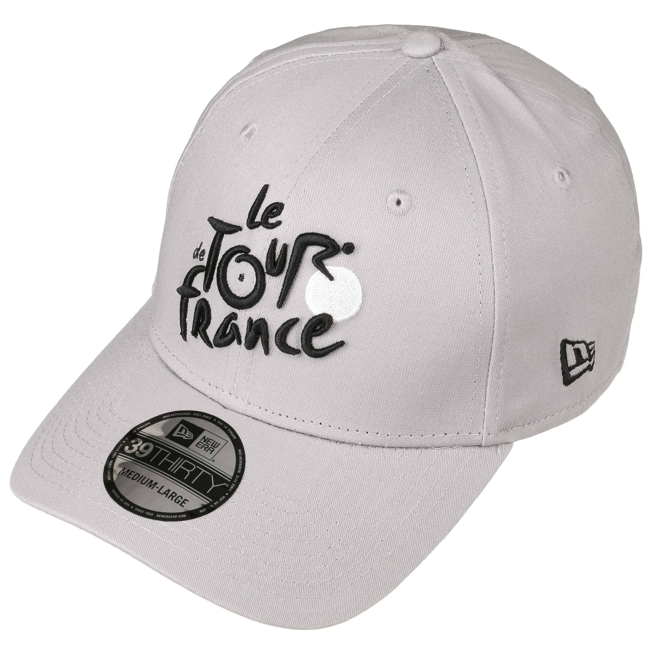 c4a936eeb98 39Thirty Le Tour De France Cap by New Era - grey 1 ...