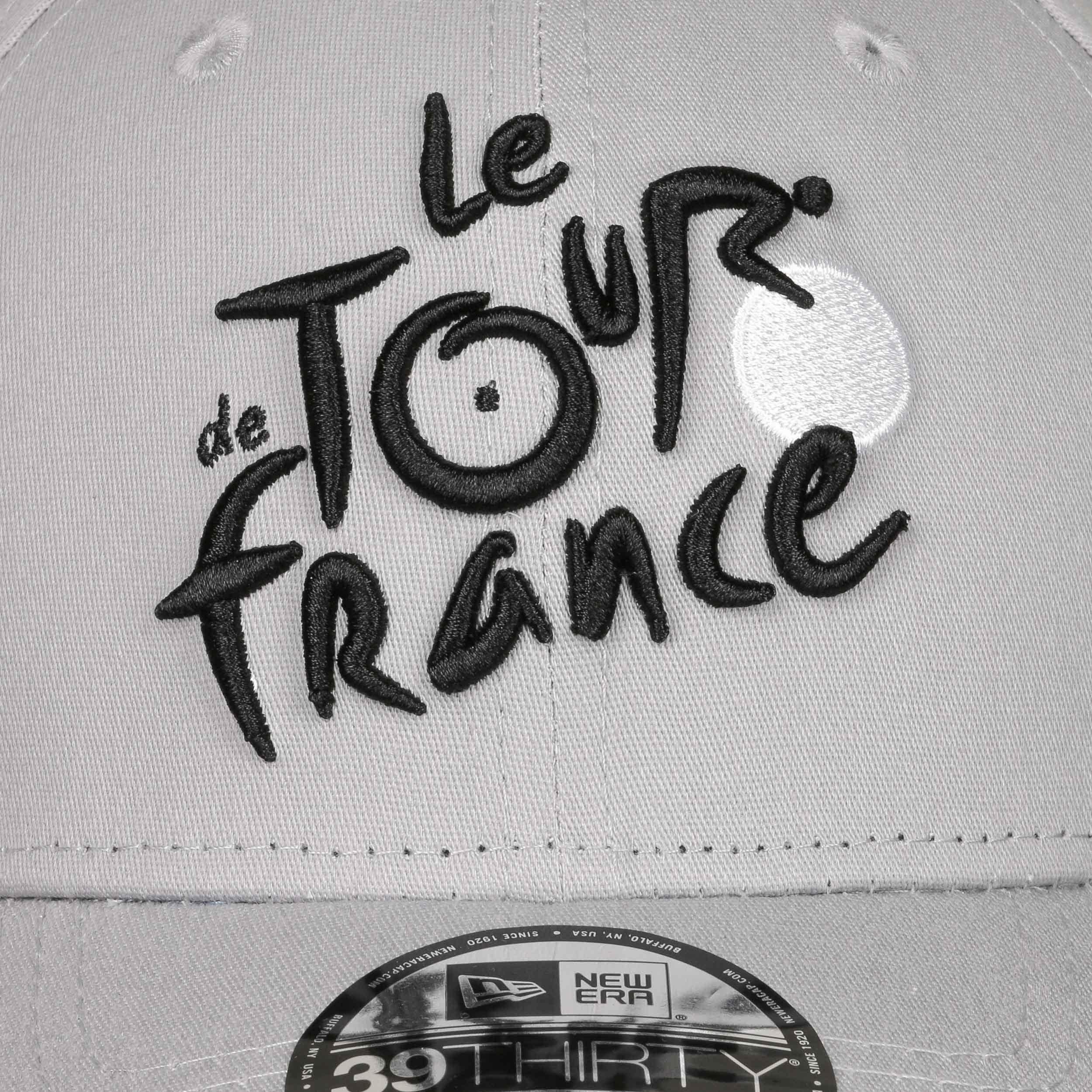 92533b3ada4 ... 39Thirty Le Tour De France Cap by New Era - grey 4 ...