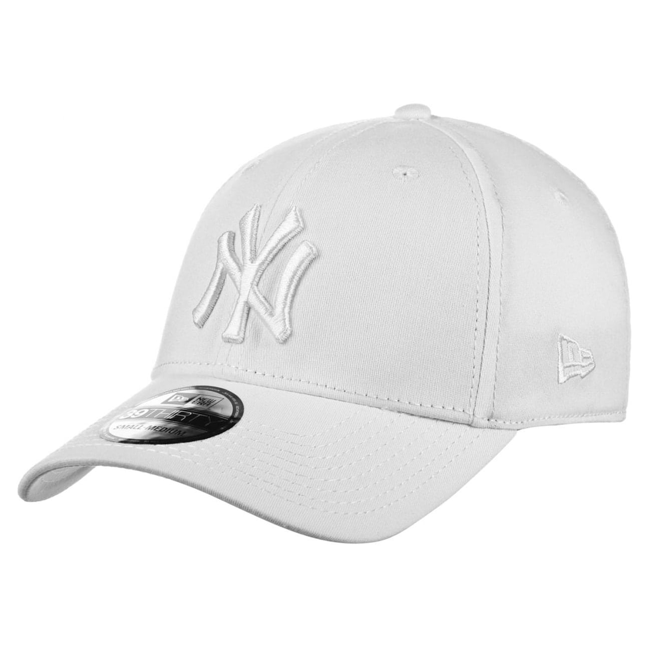 ... 39Thirty League NY Basic Cap by New Era - weiß 1 ... 2d24a68baf