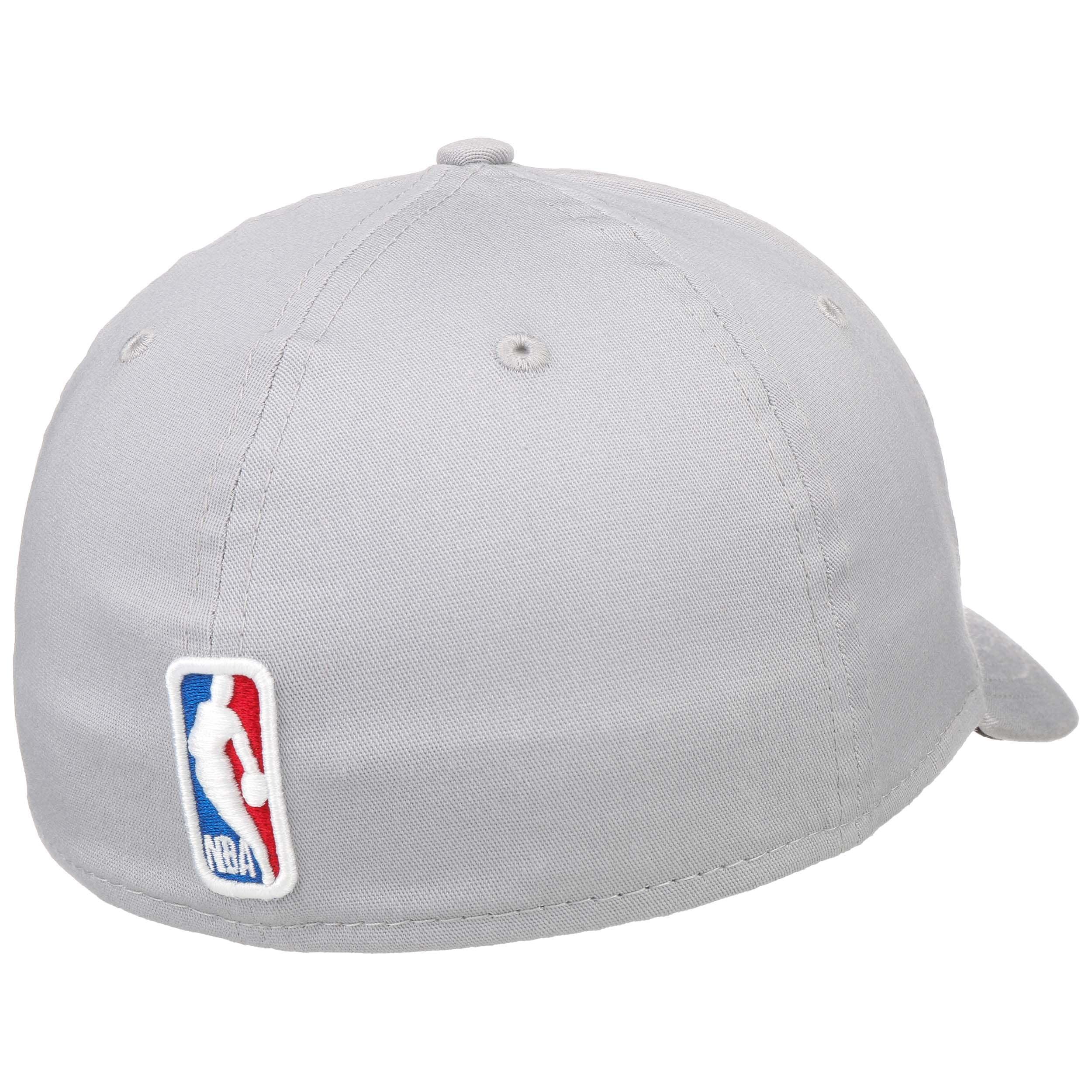 586ab097da896 39Thirty NBA Team Lakers Cap by New Era - grey 1 ...