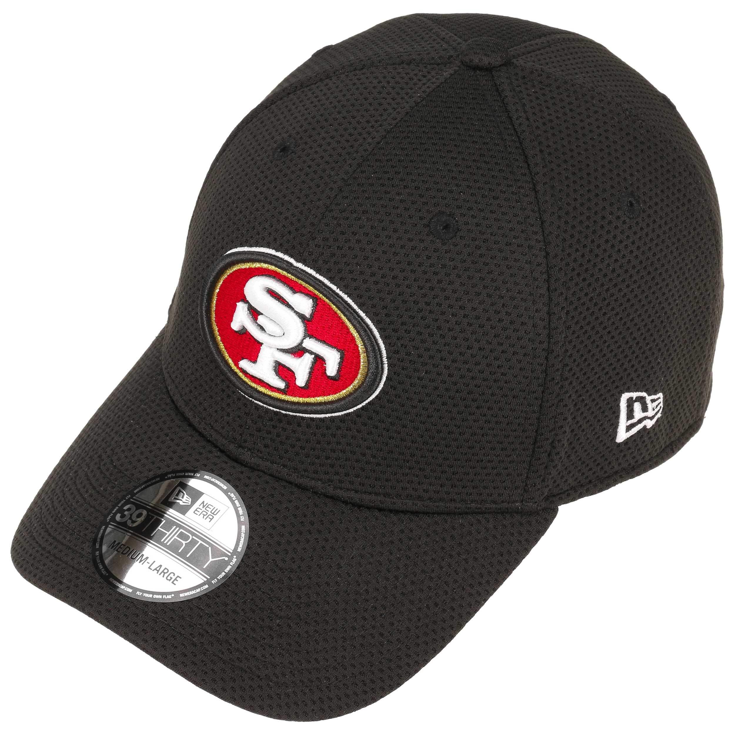 1fd360bd 39Thirty Sideline 49ers Cap by New Era - black 1 ...