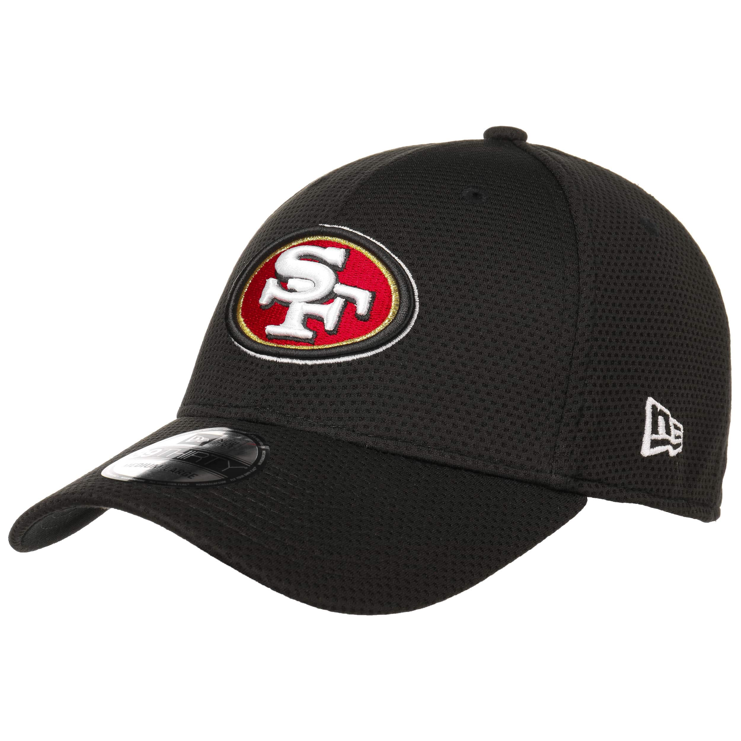 31740afe3c7769 ... buy 39thirty sideline 49ers cap by new era black 7 2ccae 275d8