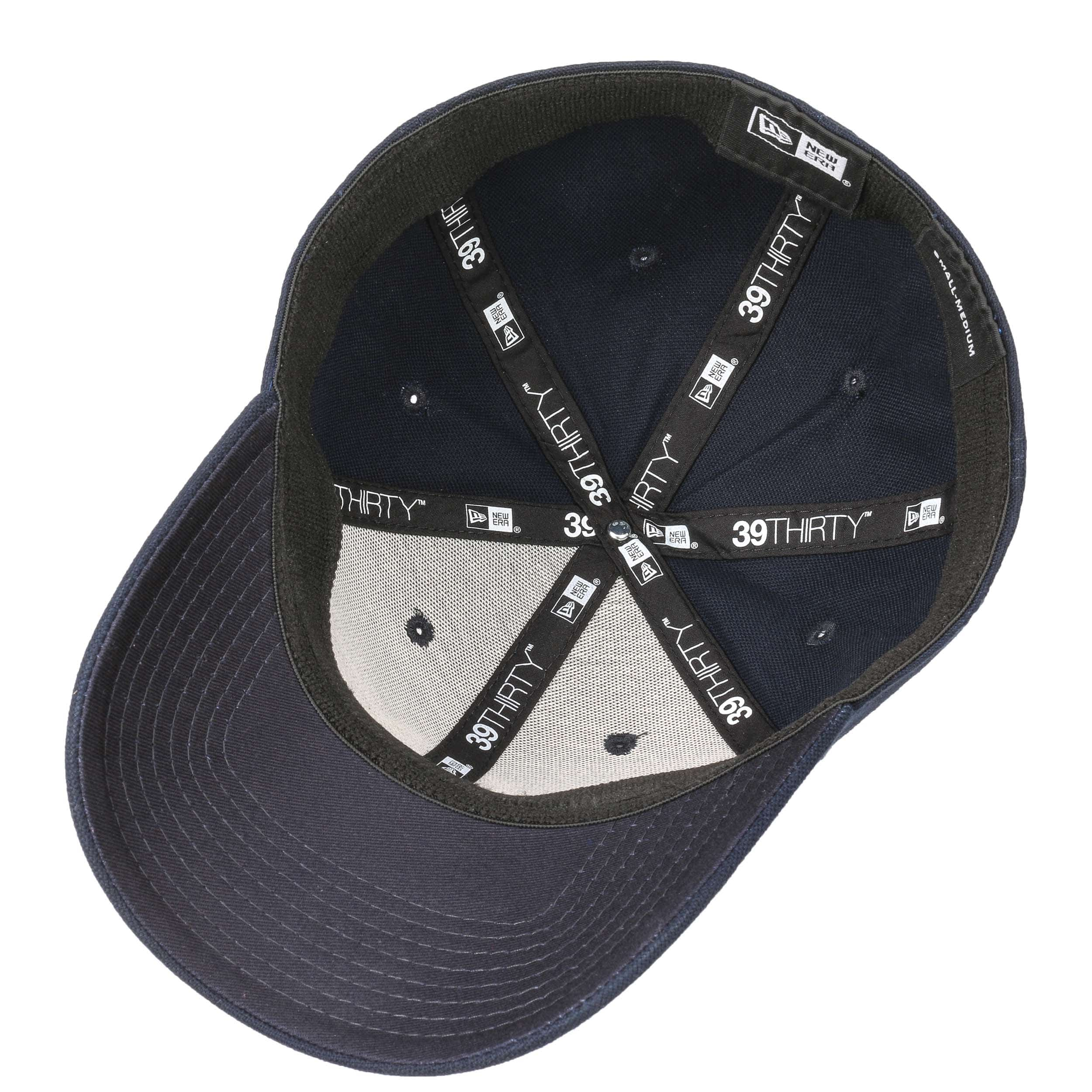 ... 39Thirty Stretch Hex Patch Cap by New Era - navy 2 ... 641b9d8ac3c2