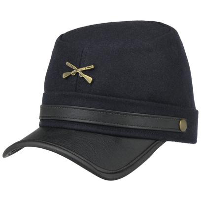 Lierys Nordstaaten Schildmütze Schirmmütze Ballonmütze USA Kappe Historische Mütze Nordstaatenmütze - Bild 1