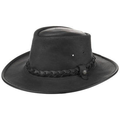 BC Hats Steerhide Bac Pac Traveller - Bild 1