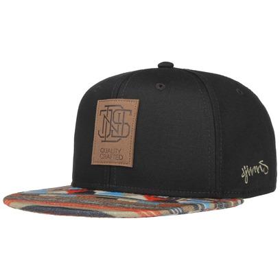 Djinns 6 Panel Aztec Snapback Cap Basecap Baseballcap Baseballkappe Kappe - Bild 1