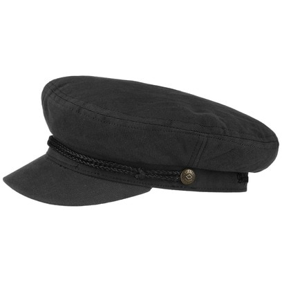 Brixton Fiddler Classic Cap Classic Baker-Boy-Mütze Schirmmütze Baumwollcap Kapitänsmütze Elbsegler - Bild 1