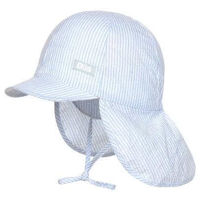 Döll Mütze mit Nackenschutz - Bild 1