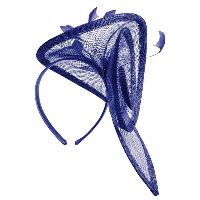 Spiralia Fascinator Haarschmuck Lierys - One Size - braun