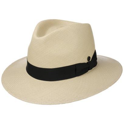 Lierys Exclusive Panamahut Montecristi 11/12 Panamastrohhut Strohhut Sonnenhut Herrenhut Hut - Bild 1