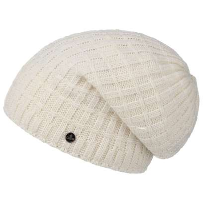 Lierys Long Beanie Checker - Bild 1
