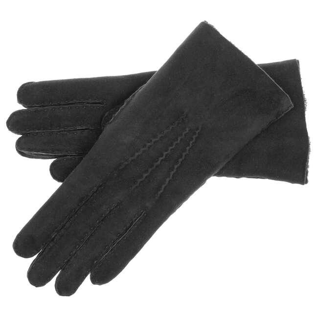 Lierys Kathie Leder Damenhandschuhe