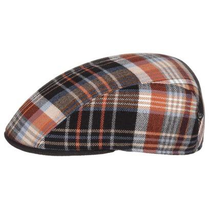 Lierys Karo Flatcap Karocap Wintercap Herrencap Damencap Schirmmütze - Bild 1
