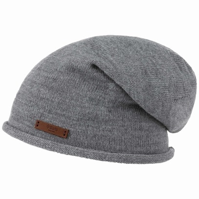 Barts James Oversize Indoor Beanie - Bild 1