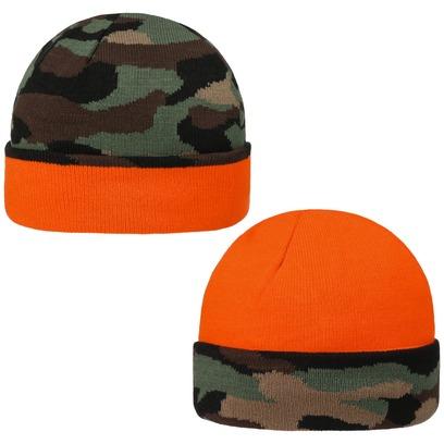 Wild Camouflage Beanie Mütze