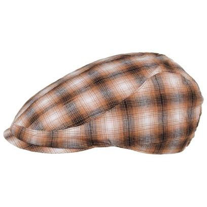 Seeberger Karo Flatcap