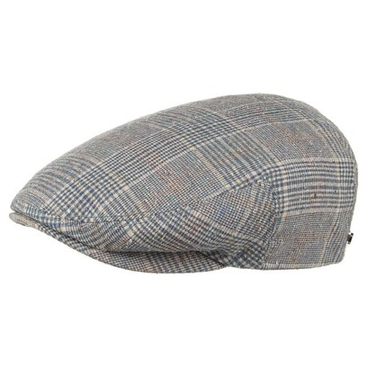 Stetson Mütze Schirmmütze Kent Tropic Karo Flatcap - Bild 1
