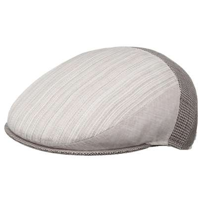 Lierys Mütze Leinen Baumwoll Flatcap - Bild 1