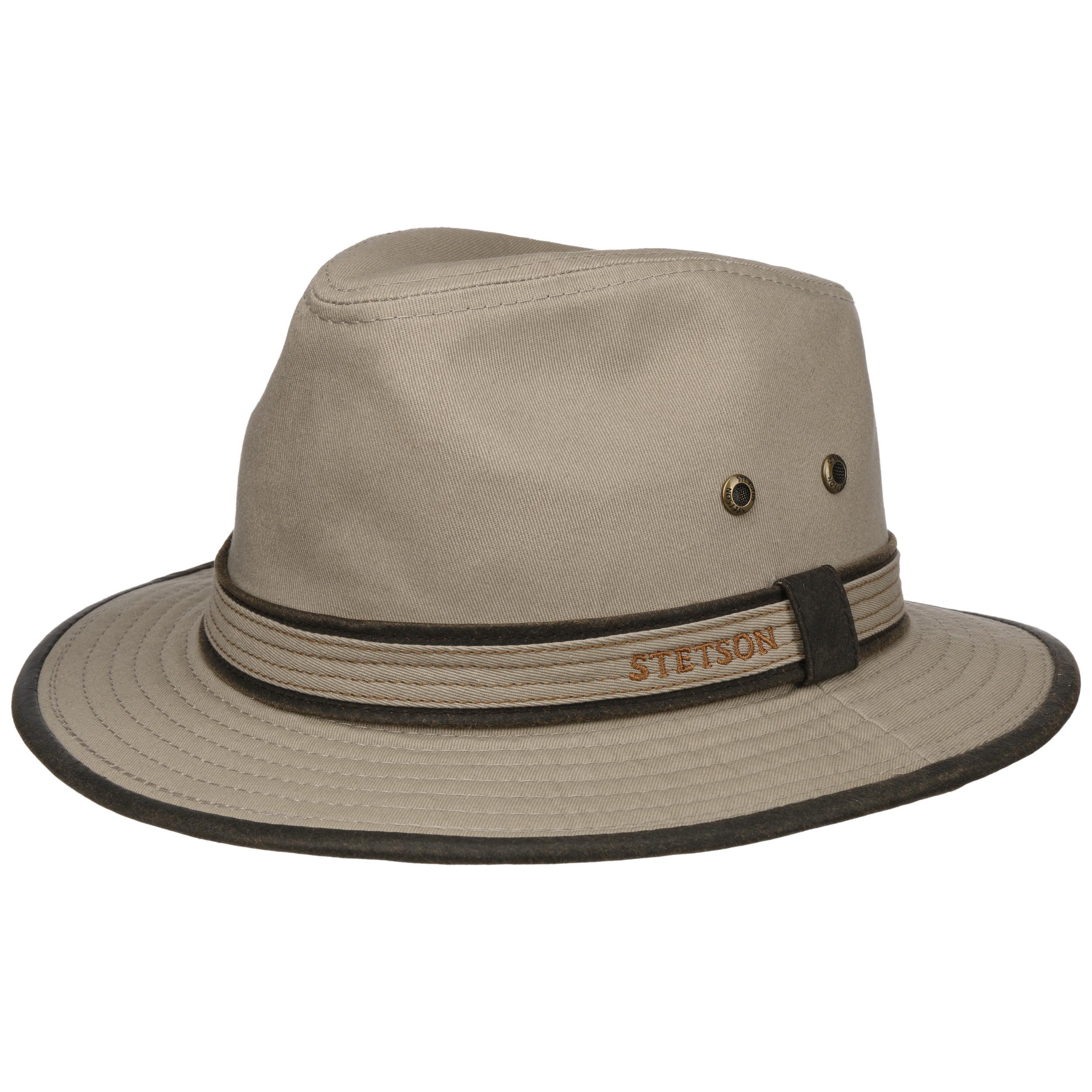Ava Cotton Protective Sun Hat By Stetson Eur 59 00