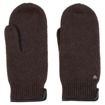 Roeckl Handschuhe Fäustling mit Lederpaspel