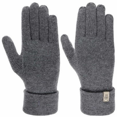 Roeckl Fingerhandschuhe Handschuhe mit Kaschmir Strickhandschuhe - Bild 1