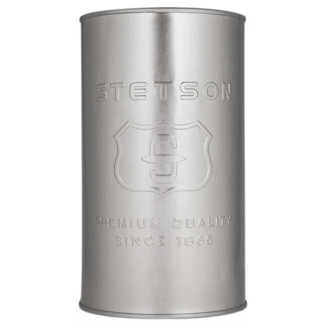 Branded Tin Can Aufbewahrungsdose Stetson