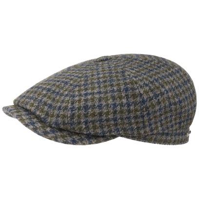 Stetson Schirmmütze Hatteras Wool Checks Balloncap - Bild 1